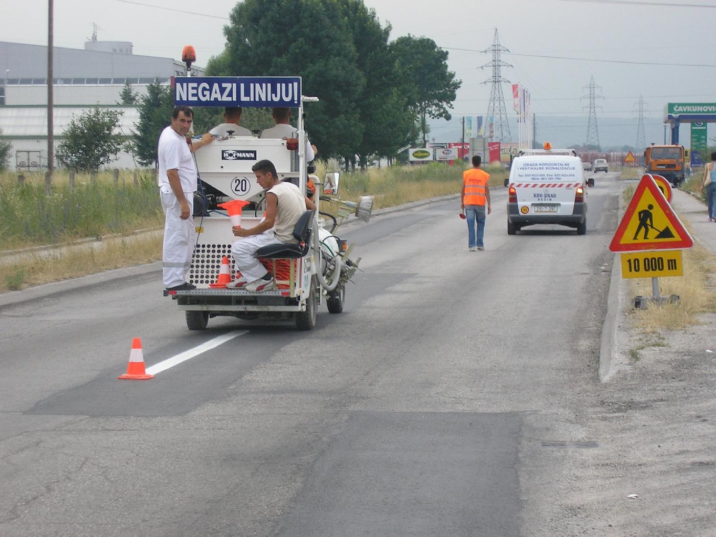 Izgradnja kanalizacionog sistema u B. Krupi: Milionski posao za Kov-Grad